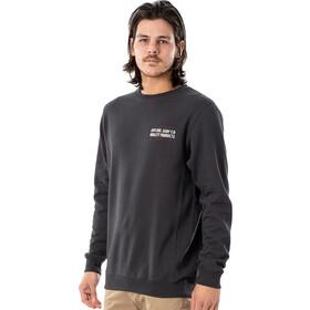 Rip Curl Garage Crew Sweater Men, washed black